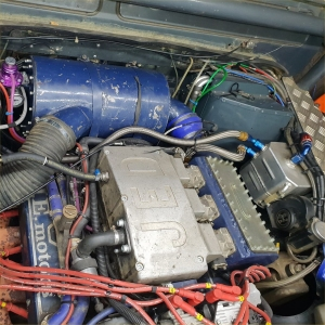 Megasquirt for V8 engines - Spark-only kits